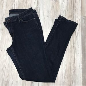 White House Black Market Jeans The Slim Size 10
